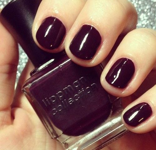 MUST-TRY FALL NAIL COLORS Day 1